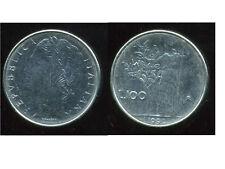 ITALIE ITALY   100 lire 1990