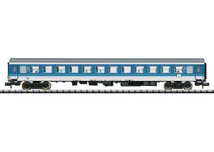 Trix Minitrix 15898 Schnellzugwagen 2. Klasse als IR 2637 der DR #NEU in OVP#