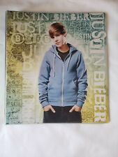 2010 Mead Justin Bieber Ring Binder Folder