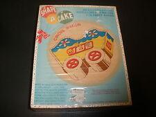 NEW vintage Shape A Cake Circus Wagon kit