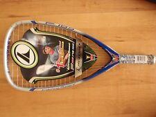 Prokennex Racquetball Racquet Krowning Moment F185 Blue/Silver 3 5/8 grip