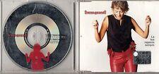 IRENE GRANDI CD single 2 tracce VASCO ROSSI La tua ragazza sempre STAMPA TEDESCA