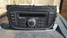 Ford 6000 CD345 Premium MP3 radio reproductor de CD MK4 Mondeo C S Max Galaxy Focus