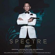 SPECTRE (James Bond) (Original Soundtrack) CD (2015)