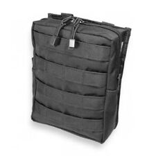 Kombat UK Large Molle Utility Pouch Airsoft Paintball [Black]