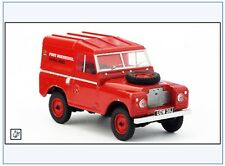 LR2AS001 Land Rover SIIA SWB ROYAL MAIL; OXFORD 1:43, NEU 4/18 &
