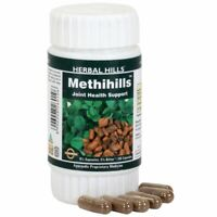 Maintain sugar level Methi Joint Health Support lipid metabolism - 60 Capsules
