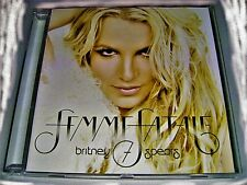 BRITNEY SPEARS - FEMME FATALE + SABI & will.i.am > CD Shop 111austria 😊