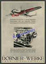 Reklame Dornier Do 215B-1 NO+TB Pilot Friedrichshafen Schwedisch Luftfahrt 1943!
