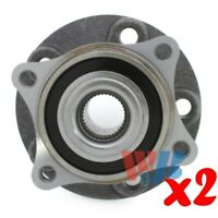 Pack of 2 Front Wheel Hub Bearing Assembly replace 513194 BR930277