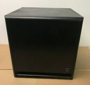 """Acoustic Research AR Powered Active Subwoofer ARS108PSB, 8"""" Speaker"""