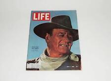 Life Magazine May 7 1965 John Wayne Vietnam Roger Miller Classic Car Ads