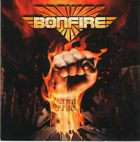 BONFIRE - FISTFUL OF FIRE (2020) German Hard Rock CD Jewel Case Fono Music+GIFT