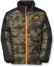 NWT The North Face Boys Aconcagua Down 500 Fill Winter Jacket, Large, 14-16 Kids