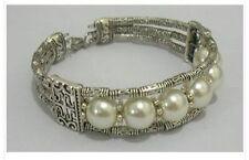 Hand-made Tibetan Multicolor Gemstone Beads Tibet Traditional Bracelet