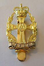 QARANC Cap Badge, Metal, Army, Military, Queen Alexandra's Royal Nursing Corps