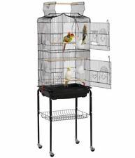 Yaheetech 64-inch Open Top Standing Medium Small Parrot Parakeet Bird Cage