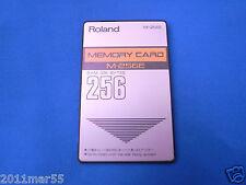 ROLAND M-256E MEMORY CARD RAM 32K BYTES free shipping!!