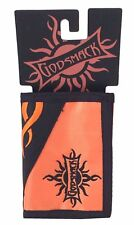 Godsmack Embroidered Sun Orange Nylon Wallet New NOS Official Band Merch NWT