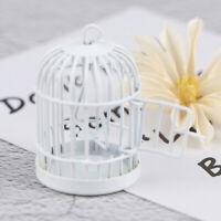 1Pc 1:12 Dollhouse Miniature Furniture Bird Cage For Dollhouse Decor Accessor Gw