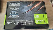 ASUS Nvidia GeForce GT 730 2 GB SILENT Low Profile Tarjeta Grafica