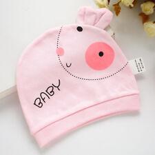 Pretty Baby Pure Cotton Hats Infant Caps Handmade Rabbit Pattern Baby Beanie Hat