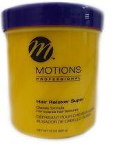 Motions Professional Relaxer / Glättungscreme Hair Relaxer Super 425g