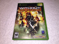 Wrath Unleashed (Microsoft Xbox, 2004) Original Release Complete Nr Mint!