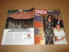 RIVISTA EPOCA 25-4-1981 GRACE DI MONACO SHUTTLE A.DELON STREHLER