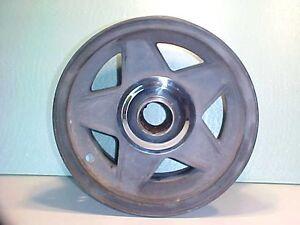 Ferrari 365 Wheel Rim_Hub_Trim Ring_Daytona CHROMODORA GTB4 GT4BB GTC4 GTS4