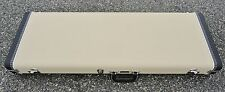Fender Stratocaster/Telecaster Case - Blond Tolex W/Royal Blue Poodle Int. - NEW