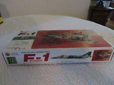 HASEGAWA F-1 MITSUBISHI JAPAN AIR SELF DEFENCE FORCE MODEL PLANE  1/72 SCALE