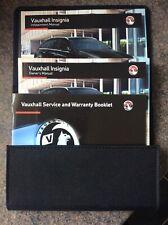 No stamps incVAT NEW GENUINE Vauxhall MERIVA Service Book 2017 New Style