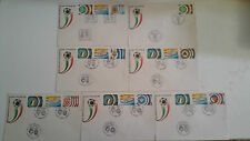BUSTE FDC ITALIA'90 roma stadio olimpico
