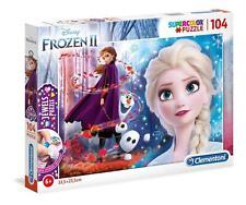 Disney Frozen 2 Jewels Jigsaw Puzzle (104 Pieces)
