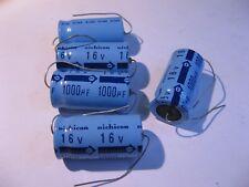 C18 NICHICON ELECTROLYTIC CAPACITORS 100uF 250VDC 4 PCS