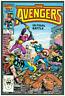 Avengers #277 VF/NM Marvel Comics 1987 Captain America v Baron Zemo Cover