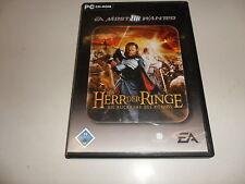 PC   Der Herr der Ringe: Die Rückkehr des Königs [EA Most Wanted] (2)