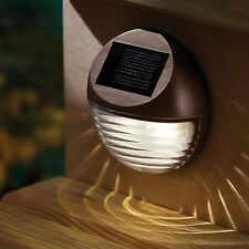 Solalite 15354070 Solar Powered Decorative Lights Lamp Brown - 4 Pack