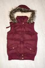 IMMACULATE ladies 'NEW LOOK' HUDSON & ROSE GILET Size 10