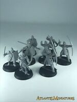 Warriors of Minas Tirith X8 - LOTR / Warhammer / Lord of the Rings NN106