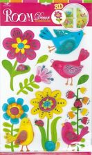 Dekosticker Vögel Wandtattoo Home Sticker birds Deko Wandsticker Aufkleber bird