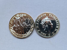 UK 2020 GREAT BRITAIN   £2 Two Pounds VICTORY IN EUROPE VE DAY coin BU