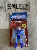 Masters of the Universe SKELETOR Battle Action Figure MOTU Retro Play NEW 2020