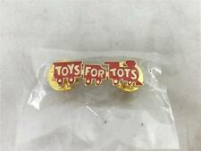 NEW Toys For Tots Train Pin Collectible