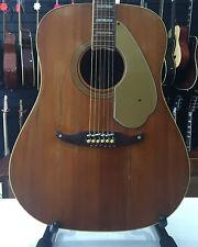 Guitarra Acústica Fender Vintage Wildwood IV 1956 Hecho en EE. UU.
