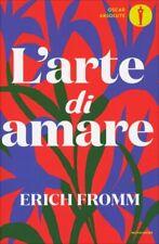 LIBRO L' ARTE DI AMARE - ERICH FROMM