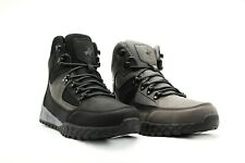 NEW MEN BEVERLY HILLS POLO CLUB ROD BLACK OR GRAY HIKING CASUAL LACE UP BOOTS