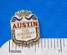 AUSTIN The Highway King -  hat pin , lapel pin , tie tac , hatpin GIFT BOXED