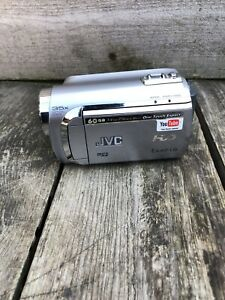 JVC Everio GZ-MG630SEK 60GB Camcorder (No Charger, Untested) Spares/Repairs